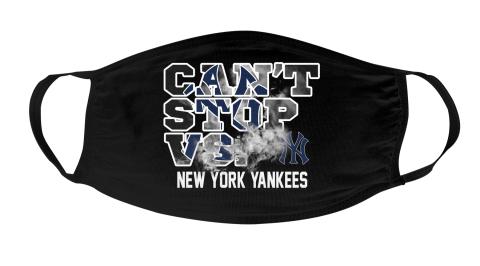 MLB New York Yankees Baseball Can't Stop Vs Face Masks Face Cover