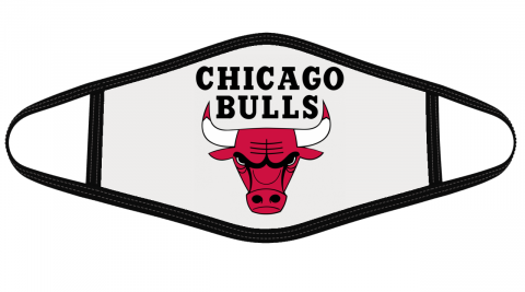 Chicago Bulls Mask Cloth Face Cover