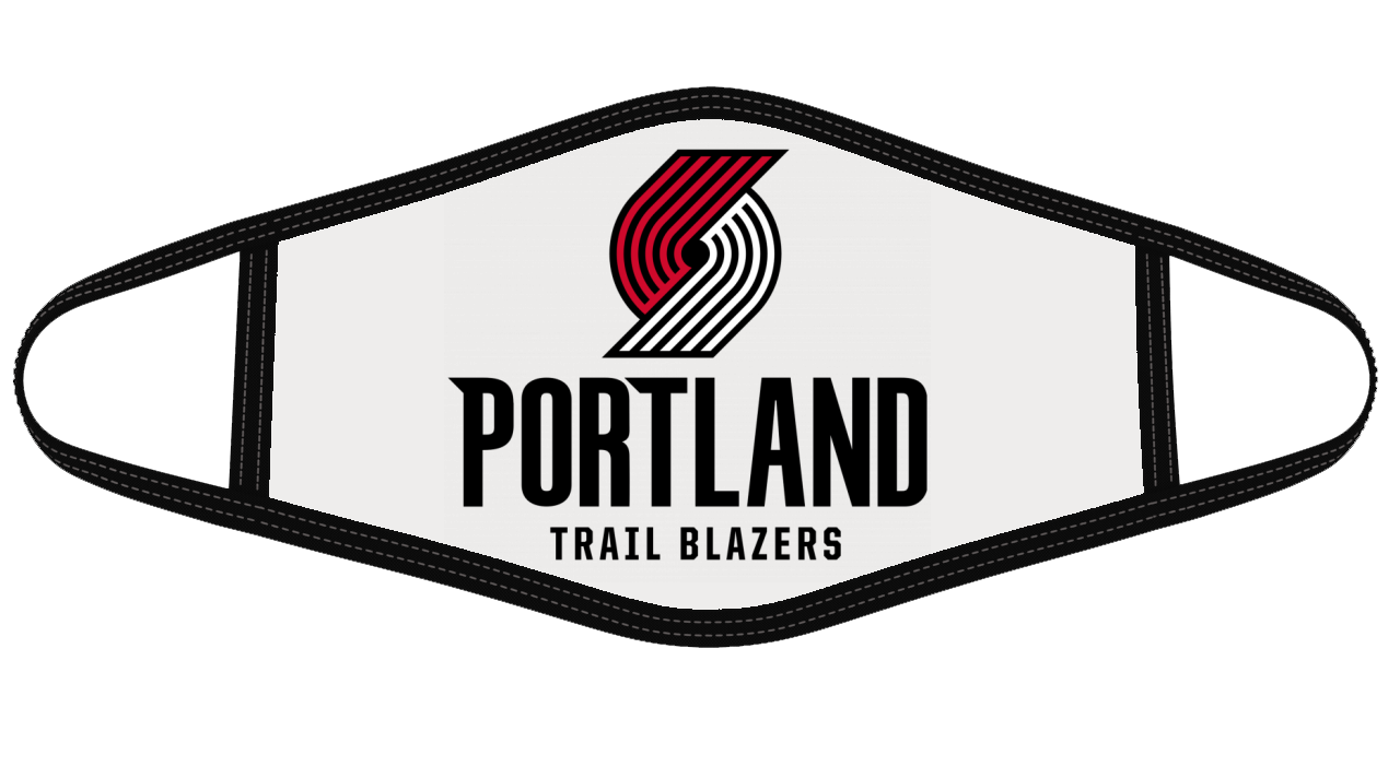 Portland Trail Blazers Mask Cloth Face Cover