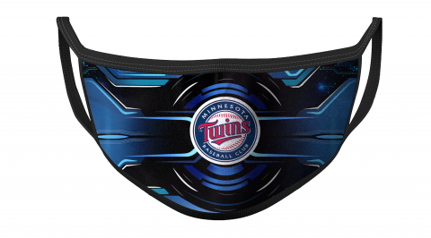 MLB Minnesota Twins Baseball For Fans Cool Face Masks Face Cover