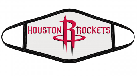 Houston Rockets Mask Cloth Face Cover