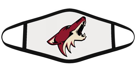 Arizona Coyotes Mask Cloth Face Cover