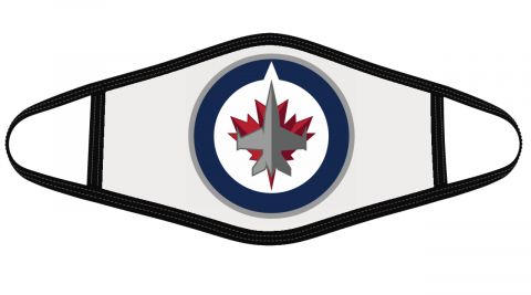 Winnipeg Jets Mask Cloth Face Cover