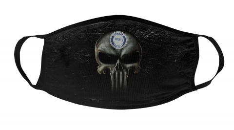 NFL Seattle Seahawks Football The Punisher Face Mask Face Cover