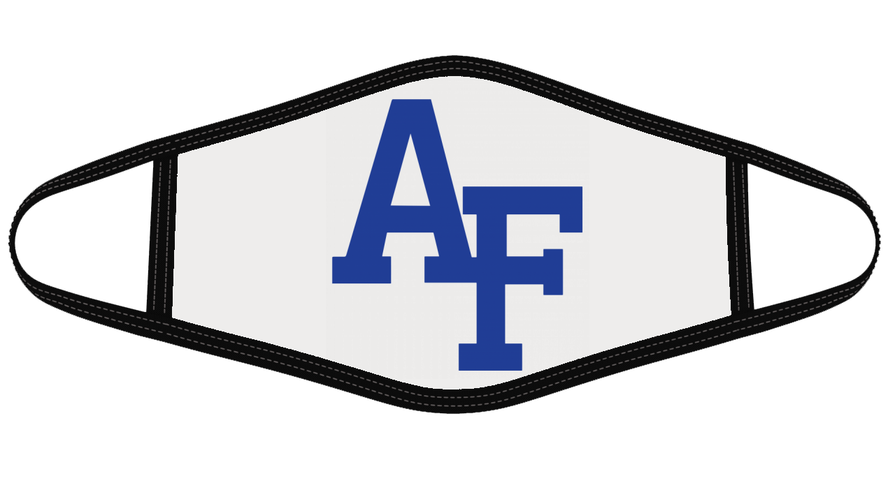Air Force Falcons Mask Cloth Face Cover