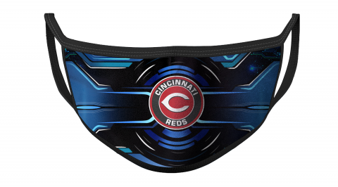 MLB Cincinnati Reds Baseball For Fans Cool Face Masks Face Cover