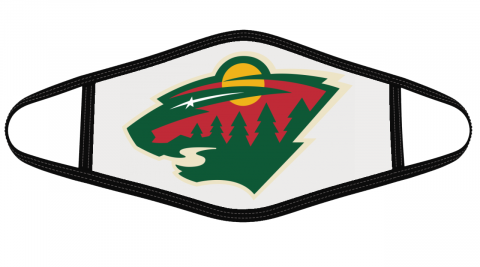 Minnesota Wild Mask Cloth Face Cover