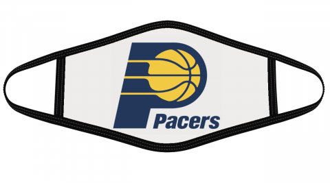 Pacers Mask Cloth Face Cover