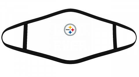 Best Pittsburgh Steelers Dad Ever Fathers Day Shirt Cloth Face Mask