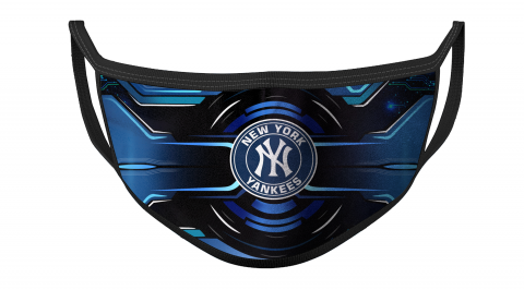 MLB New York Yankees Baseball For Fans Cool Face Masks Face Cover