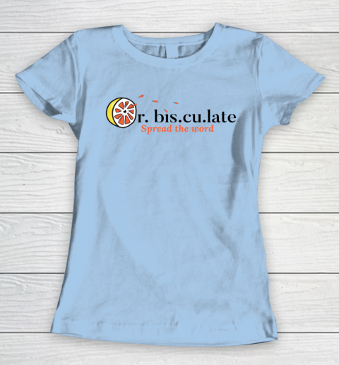 Orbisculate Spread the Word Women's T-Shirt 4