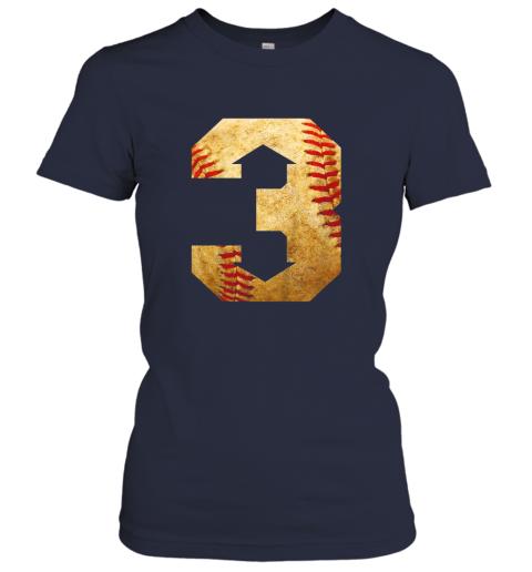 mhes three up three down baseball 3 up 3 down ladies t shirt 20 front navy