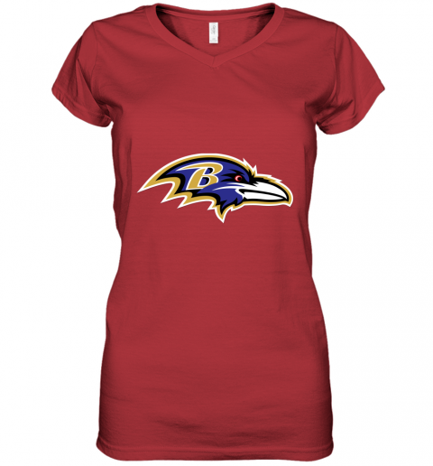 x5j3 mens baltimore ravens nfl pro line by fanatics branded gray victory arch t shirt 2 women v neck t shirt 39 front red