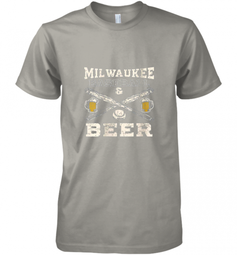 1kwr love milwaukee love baseball premium guys tee 5 front light grey
