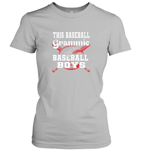 2pmy this baseball grammie loves her baseball boys ladies t shirt 20 front sport grey