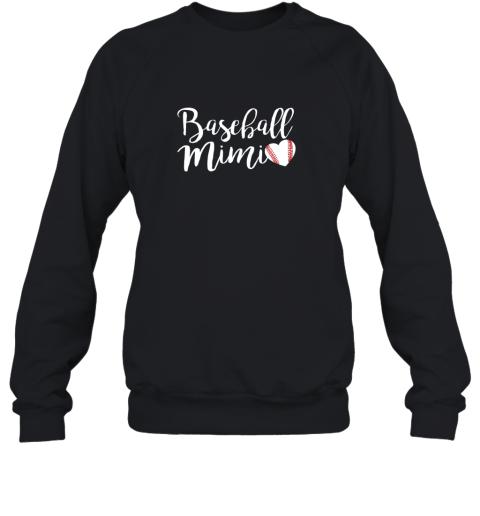 Funny Baseball Mimi Shirt Gift Sweatshirt