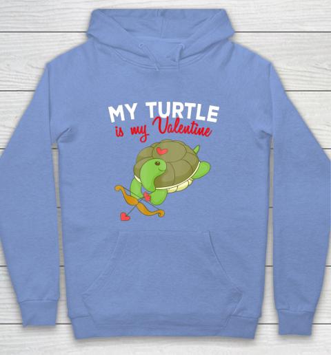 Turtle Valentine T Shirt Sea Turtle Cupid Valentines Day Hoodie 8