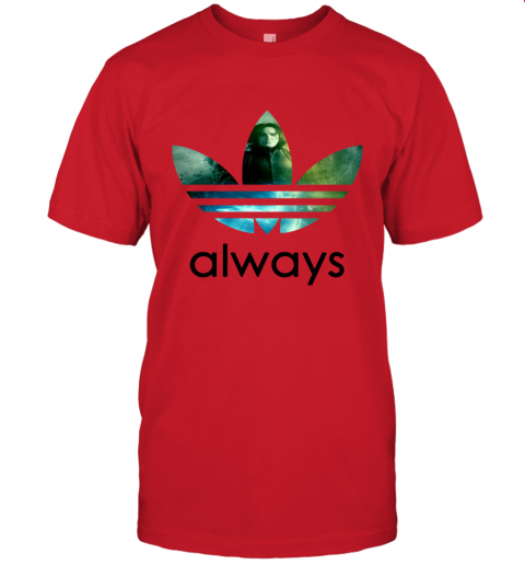 gifc adidas severus snape always harry potter shirts jersey t shirt 60 front red