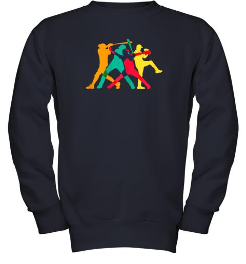 mop6 vintage baseball shirt gifts youth sweatshirt 47 front navy