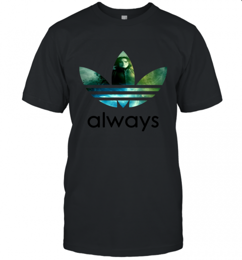 gifc adidas severus snape always harry potter shirts jersey t shirt 60 front black