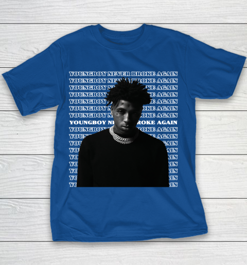 Youngboy Never Broke Again V2 Youth T-Shirt 6