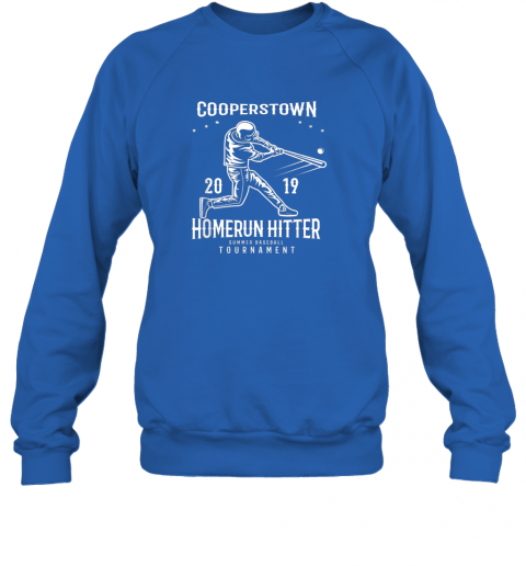 pqv7 cooperstown home run hitter sweatshirt 35 front royal