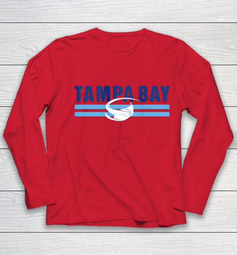 Cool Tampa Bay Local Sting ray TB Standard Tampa Bay Fan Pro Youth Long Sleeve 16
