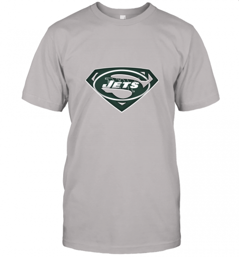 if87 we are undefeatable the new york jets x superman nfl jersey t shirt 60 front ash