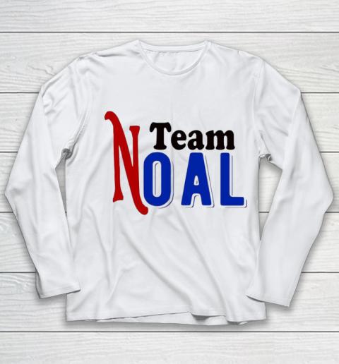 Noah Davis Tshirt Team Noal Youth Long Sleeve